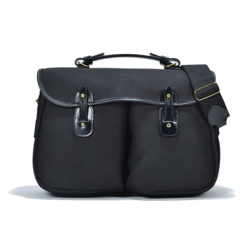 Brady Monmouth Briefcase Bag Black