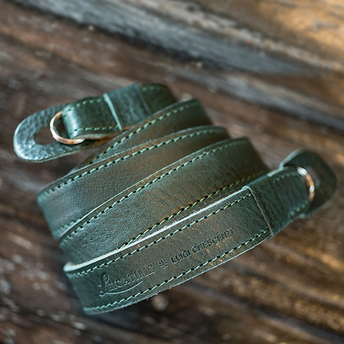 [Luigi's] Neck Strap Tazio (no Pad) Green