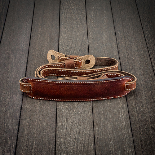 [Luigi's] Leather Neck Strap (with Pad) Rally