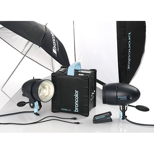 Broncolor Move 1200 L Outdoor kit 2(31.037.XX)