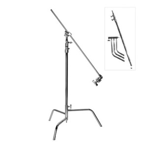 "20"" C+Stand Kit Silver (Arm 51cm)(756120)"