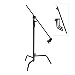 "20"" C+Stand Kit Black (Arm 51cm)(B756120)"