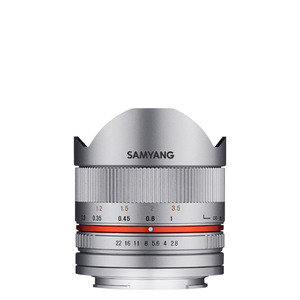 SAMYANG 8mm F2.8 UMC Fish-eye (II)