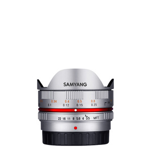 SAMYANG 7.5mm F3.5 UMC Fish-eye