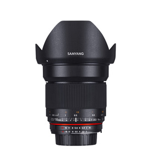 SAMYANG 16mm F2.0 ED AS UMC CS [진열 50% 세일]