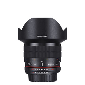 SAMYANG 14mm F2.8 ED AS IF UMC