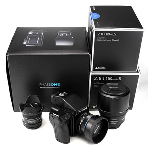페이지원 XF, IQ3 50MP, 35/80/150mm Set (1115)