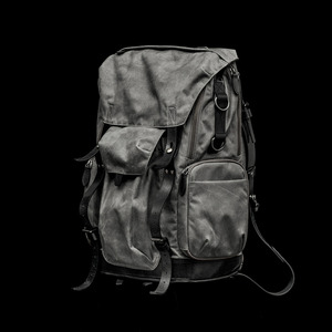 [WOTANCRAFT] COMMANDER BACKPACK - Vintage grey