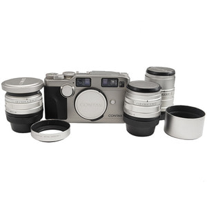 콘탁스 G2 Set [28/45/90mm Kit] (1068)
