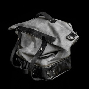 [WOTANCRAFT] SPACEJUMPER CONVERTIBLE BAG - Vintage grey