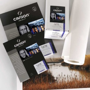 [CANSON®] INFINITY Platine Fibre Rag - 310g Roll