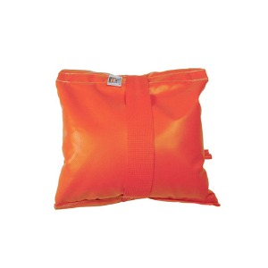 [Matthews] 25 lb. Sandbag - Orange (Water Repellant) (299599)