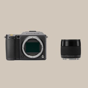 Hasselblad X1D II 50c Body + XCD 3,5/45mm Lens 스타터 Kit [전화예약 ~10월 31일까지]
