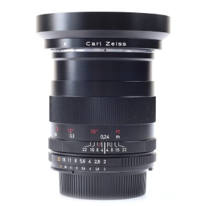 Zeiss Distagon 28mm F2 T* (ZF.2) (3058)