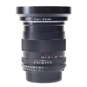 Zeiss Distagon 35mm F2 T* (ZF.2) (5439)