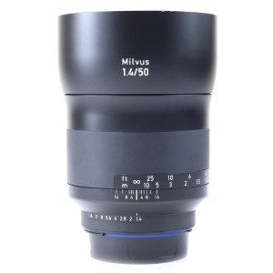 Zeiss Milvus Distagon 50mm F1.4 T* (ZF.2) (5438)