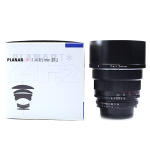 Zeiss Planar 85mm F1.4 T* (ZF.2) (5441)