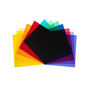 Broncolor Colour filters 12 pieces (P65, P45, PAR, background) (33.306.00)