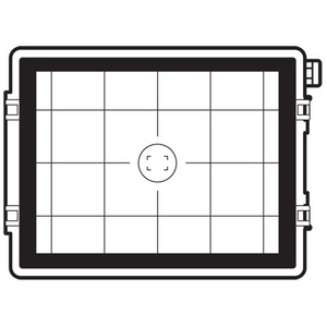 HasselbladFocusing Screen HxD-22/39/50 Grid