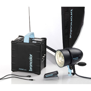 Broncolor Move 1200 L Outdoor kit 1