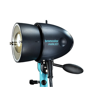 Broncolor MobiLED, incl. reflector