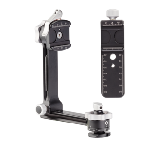 [RRS] PG-01 Compact Pano-Gimbal Head Pro with Leveling Base, MPR-CL Nodal Slide