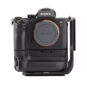 [RRS] BVGC3EM-L Plate for Sony Alpha A7 III / A7R III / A9 (L-Plate / Battery grip)